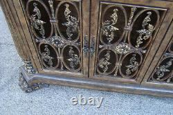 57078 Decorator Buffet Sideboard Server Chest Entertainment Television Cabinet