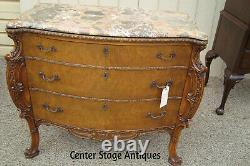 60541 BATESVILLE Marble Top Buffet Server Sideboard QUALITY