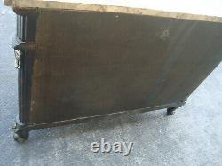 61746 Server Sideboard Buffet Cabinet with Drawer