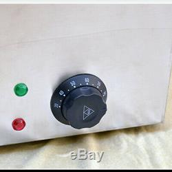 850W Electric Food Warmer Steamer Buffet Server Countertop 6 Hot Plate Tray USA