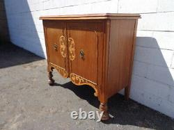 Buffet Country French Cabinet Console Server Storage Sideboard Buffet TV Stand