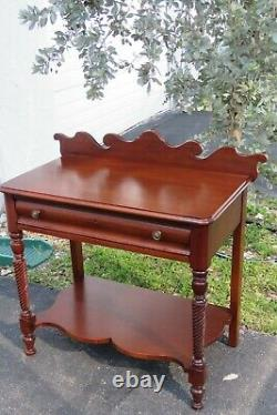 Cherry Small Sideboard Server Buffet Console by Lexington 1205