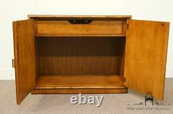DIXIE FURNITURE Asian Inspired Chinoiserie 36 Server / Buffet 887-514