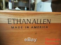 Ethan Allen American impressions Cherry Mission Sideboard Server Buffet