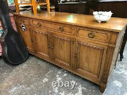 KINDEL Cherry Buffet Credenza 66 long, withMatching Server Available