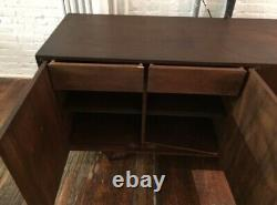 Mid Century Buffet, Sideboard, Server, Console, Credenza