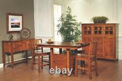 New Stickley Style Mission Sideboard Buffet Server USA Custom Built