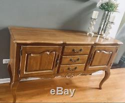PERFECT Ethan Allen Buffet Sideboard Server Country French 26-6226 646