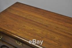 Pennsylvania House Cherry Wood Buffet Sideboard Cabinet Server Colonial Style