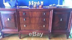 Ralph Lauren Polo Classic Bel Air Credenza Sideboard Buffet Server Table Used