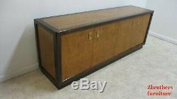 Vintage Mid Century Furniture Campaign Server Sideboard Buffet Console