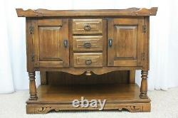 Williams Furniture Co. Vintage Server Sideboard Buffet Impeccable